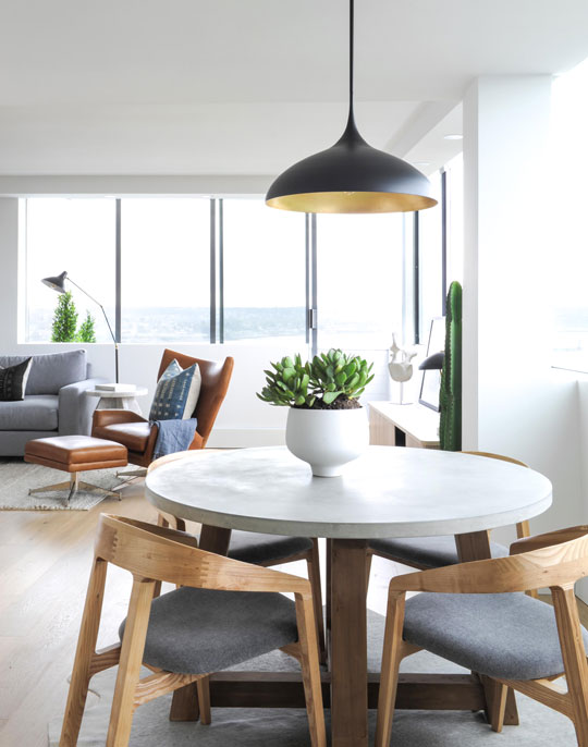 SCANDINAVIAN WEST END APARTMENT